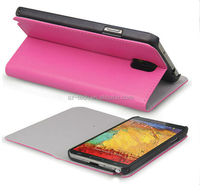 Wallet leather cover for Sony phone, bumper case for sony xperia m2, back cover case for sony xperia z1
