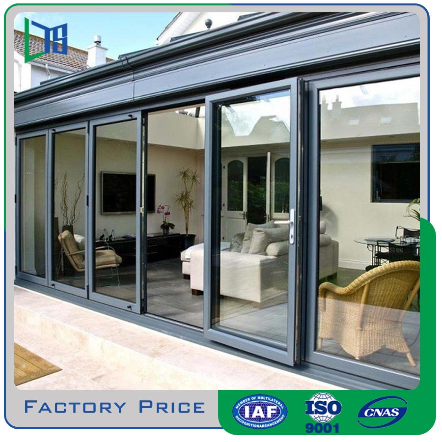Factory Price Aluminium Sliding Door In Dubai For Commercial