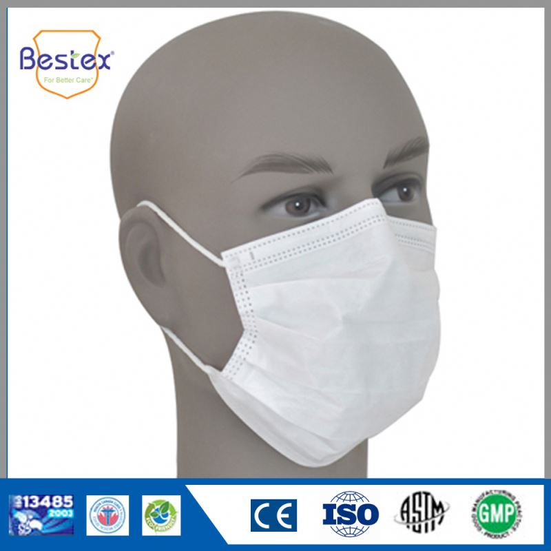 Large Annual Production Capability OEM Available Anti Dust Soft Face Mask