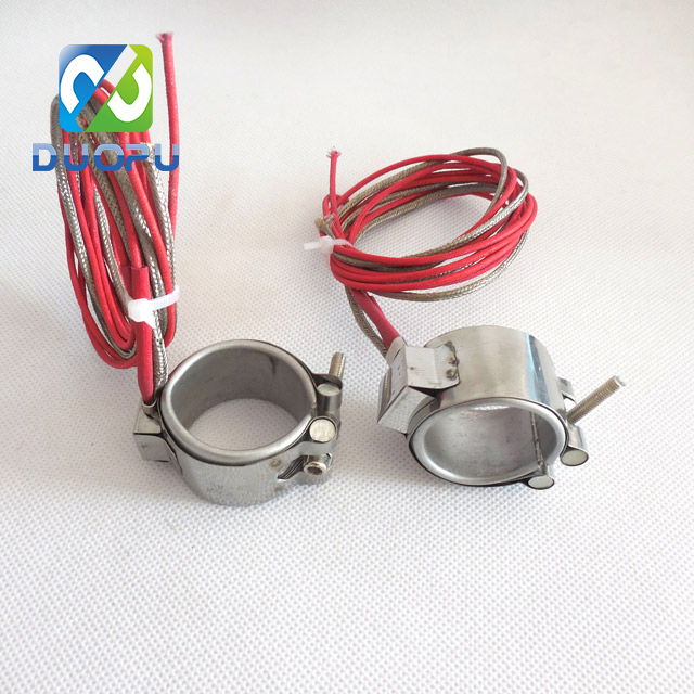 mica barrel band resistance heater