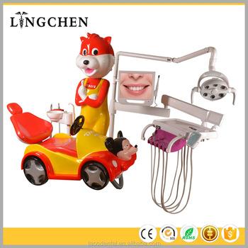 Lingchen Dental Equipment New Design Lovely Cartoon
