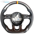 carbon fiber steering wheel for Audi A4 A4L/A5/A6/A6L/TT/Q5/Q7/A7