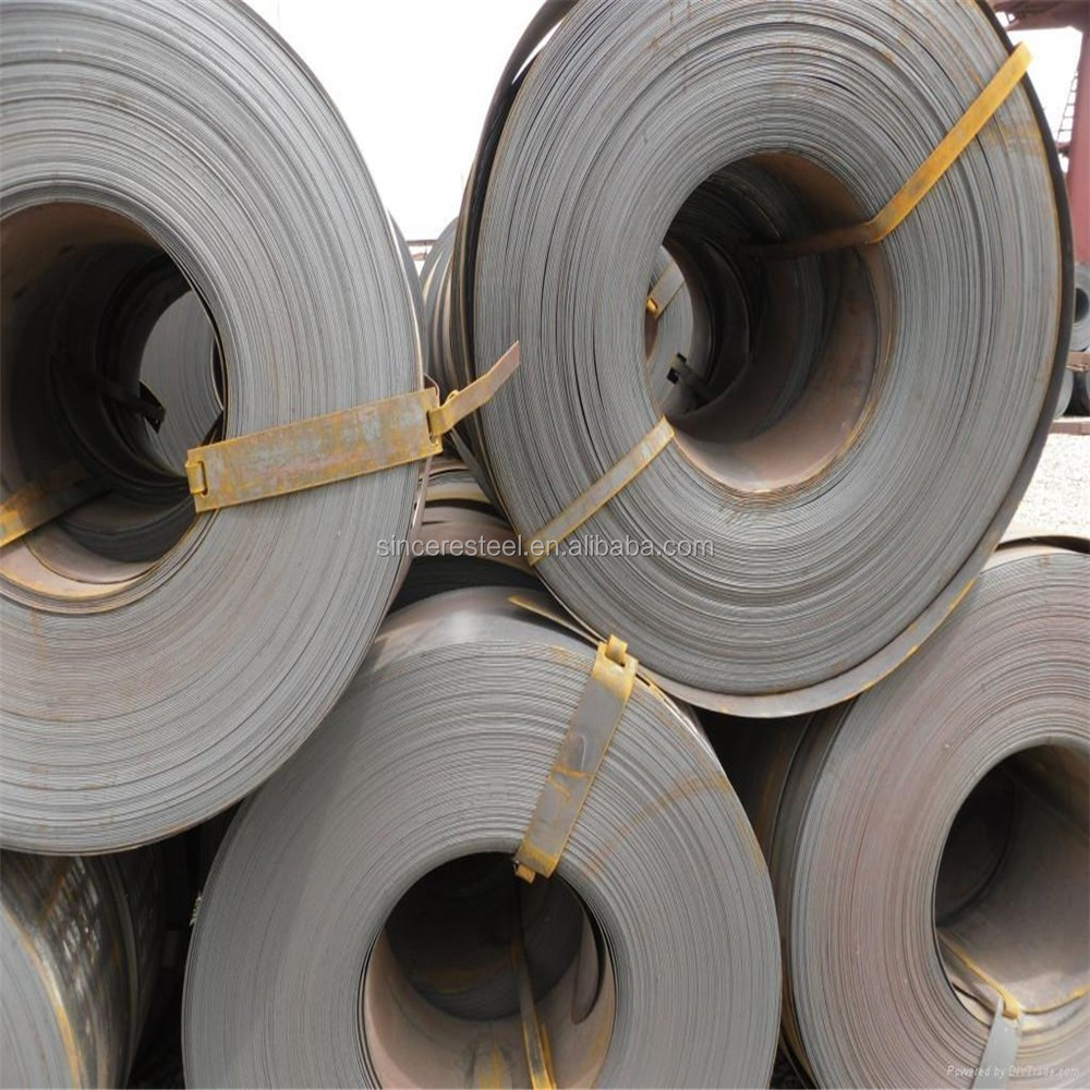API 5L X70 hot rolled mild steel coil, hot rolled steel coils 2000mm wide, Q235 HR Coil