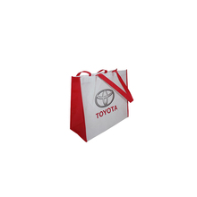 Promotional fashion nonwoven bag tote shopping bag lamination bag