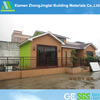CE certificated one storey low cost prefab steel 20ft moveable container house