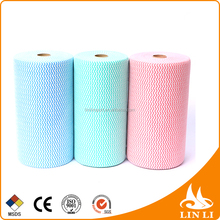 2016 hot sale new style customized cotton spunlace nonwoven
