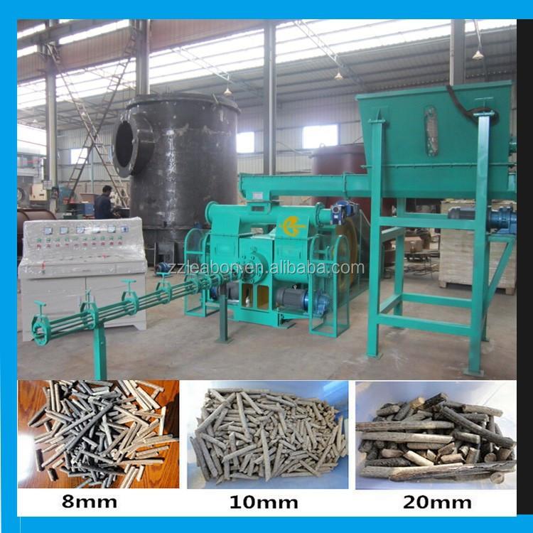 Biomass sawdust wood brick briquettes making machine buy