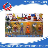 Dragon ball*action figures toys*plastic action figure*Figurines