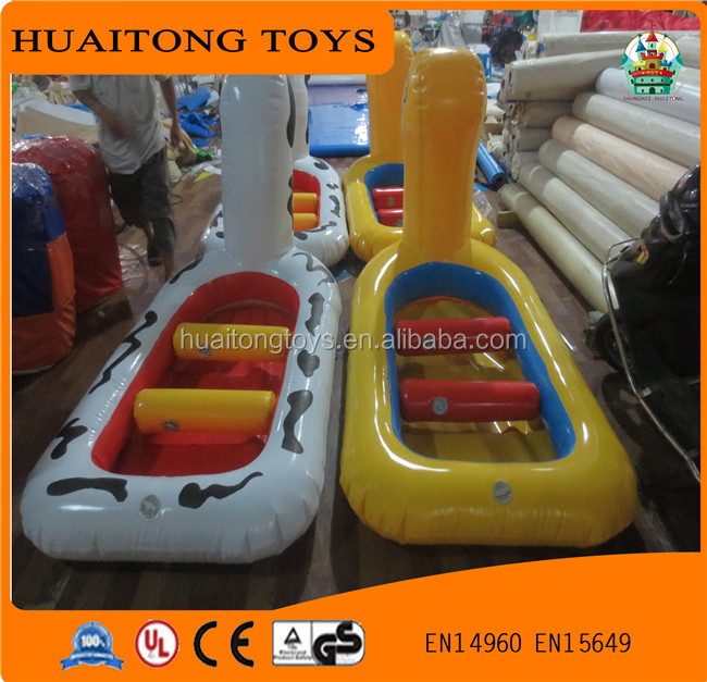 huaitongtoys High Quality Cheap Inflatable Boat/inflatable fishing boat for sale
