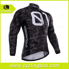 Long sleeve cycling clothes / wholesale cycling jersey / cycling clothing china