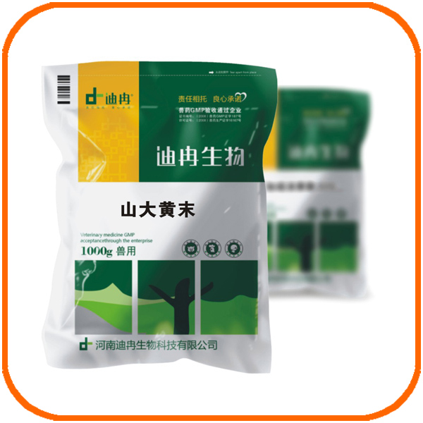 Chinese Medicine Poultry Feed Additive Toxin Binder