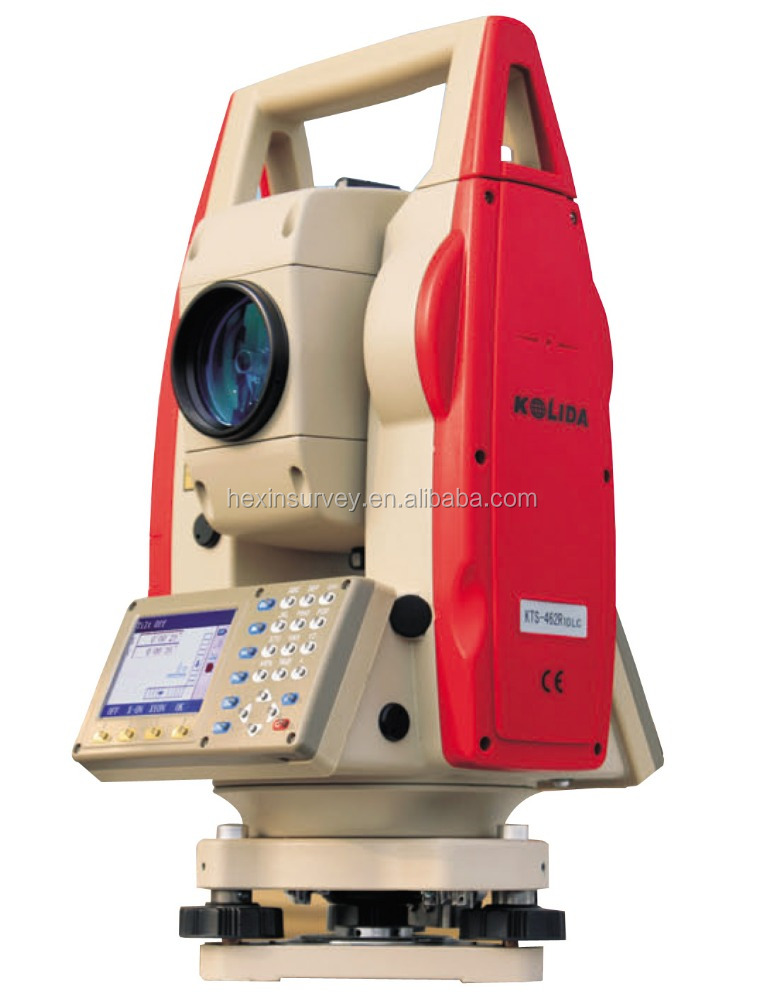 kolida surveying equipment KTS462R10 total station with Bluetooth