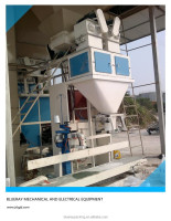 China manufacturer preferential price wheat bran flakes packing machine
