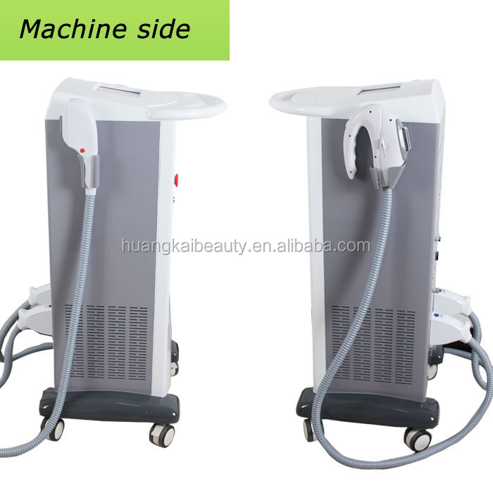 shr hair removal elight in multi-functional beauty equipment