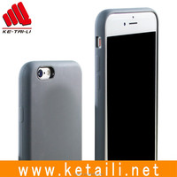 Soft Silicone Protective Shell for iPhone 6 and iPhone 6s