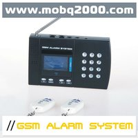 Gsm Home Alarm Security