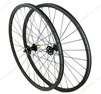 2013 hot sal!! superlight 1400g only- MTB 29er carbon mountain bike wheels