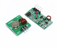 433Mhz RF wireless receiver module & transmitter module regeneration DC5V (ASK /OOK)