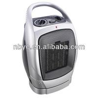 Rotating Elegant PTC Ceramic Fan Heaters 1500W