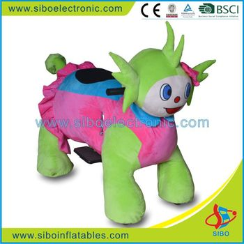 GM5950 happy ride on animal toy battery operated animal robot for sale