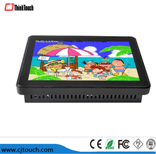 "industrial computer 10.1"" flat screen projected capacitive touch screen monitor,10-point touch,USB interface"