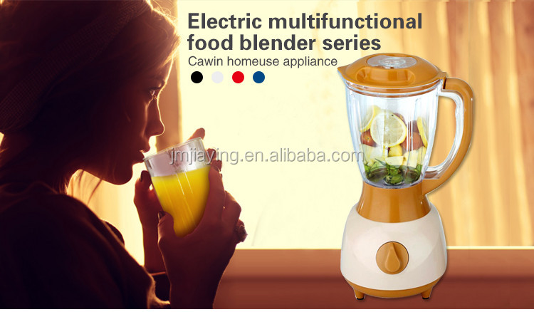 1.5L Plastic Jar 2 Speeds Good Quality Electric Blender Machine