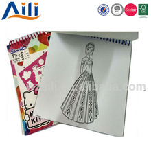Color painting book for kids new style painting book
