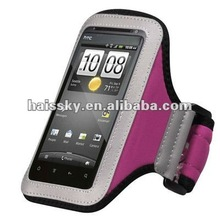Sport Armband Jogging Workout Case Cover Protector Pink for iPhone 5 4 4S 3G