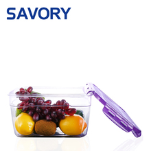 High quality good grade houseware microwave wholesale tritan food container biodegradable