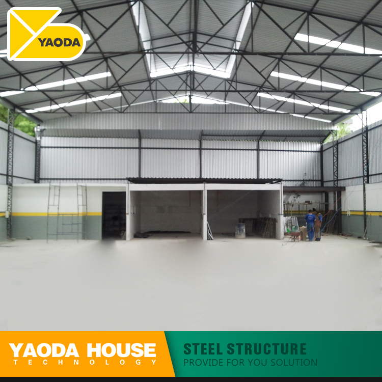 cheap steel structures prefab house ready made light steel structure moving prefabricated steel structure warehouse