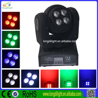 new double face 8w rgbw leds beam moving head cheap club lighting