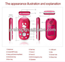 fancy mobile phone GPS+GSM, smart sos button child telephone mobile