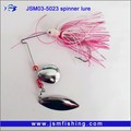 Artificial Fishing Baits rubber jig spinner bait lure jig head lure