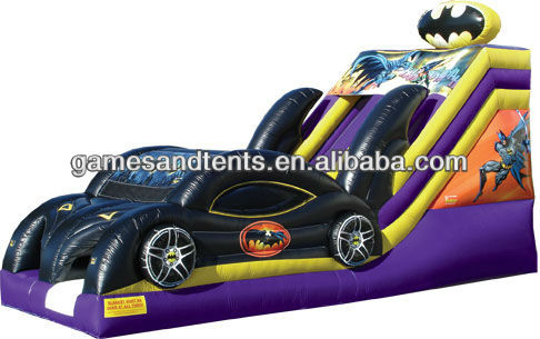 2012 new inflatable water slide with lower price A4055