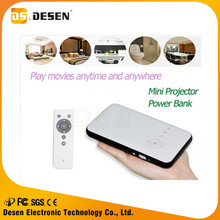 2015 Best Quality Mini Video Full HD 3d LED projector lowest price