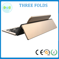 180 days standby time wireless slim bluetooth keyboard for mobile phone