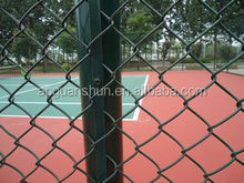 Manufactuer Hot sale mini mesh chain link fence