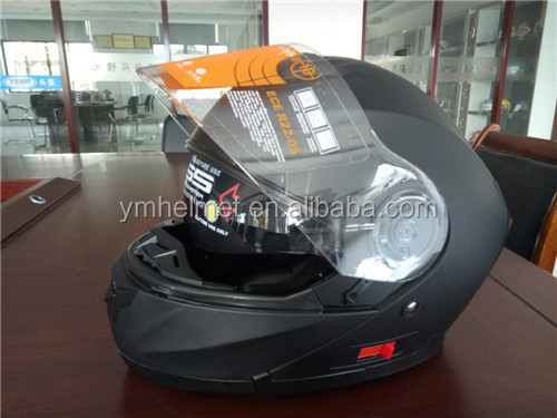 New design hot sale Flip-up motorcyle helmet,ECE DOT Certification,off road helmet,ABS Material,YM-926