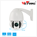 Outdoor PTZ IP Camera POE Mini Speed Dome Camera 10X Zoom Camera 50m IR IPPTZ907-1.3MP-POE