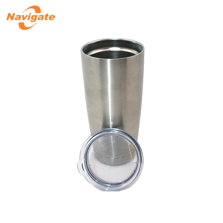 Low Price Cold Drink Cup Stainless Steel Double Wall Mug