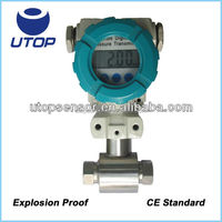 High Accuracy 4-20mA Intelligent Differential Pressure Transmitter