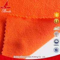 Tearresistant Anti-pilling Softness One Side Brushed Fleece Fabric