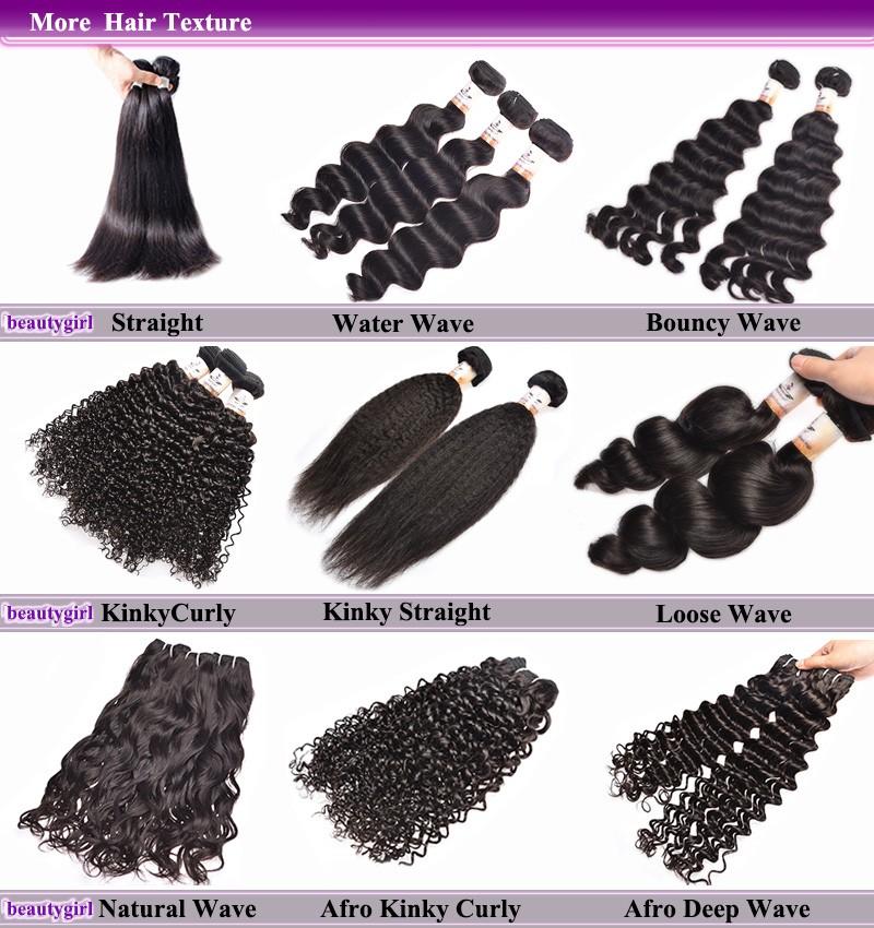 China Suppliers Dropshipping Deep Wave Grade 8a Brazilian Hair