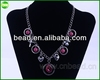 2015 newest fashion jewelry necklace set factory china supplier necklace jewelry connect