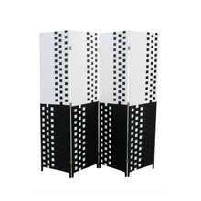 wholesale handmade woven partition fancy room dividers paper screens home decorative