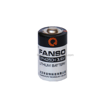 FANSO 3.6V 1/2AA Lithium Battery ER14250