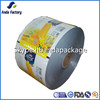 custom printing plastic wrapping film for ice cream
