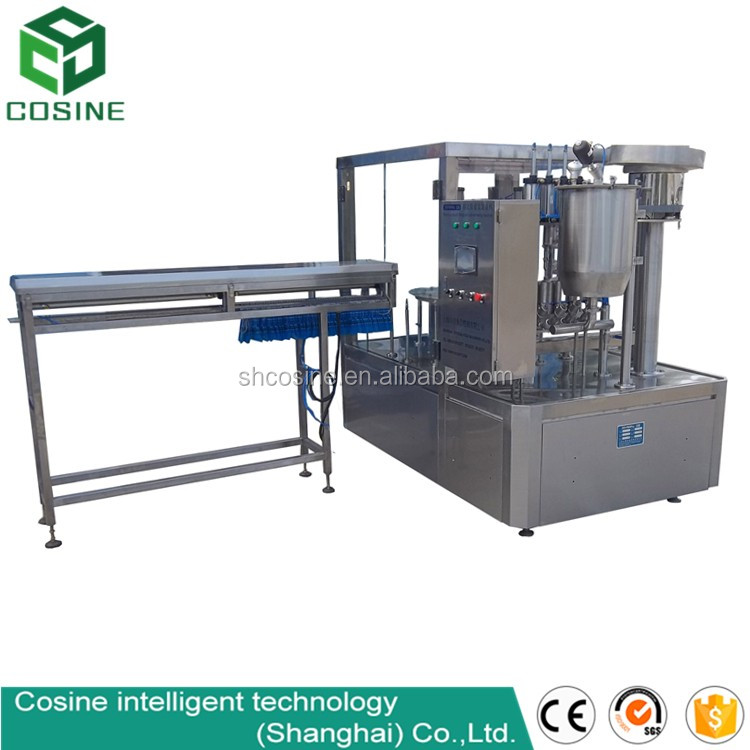 fully automatic capsule filling packaging machine