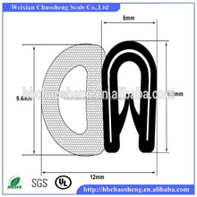 Fire-resistant Car bus trunk Vehicle Rubber seal
