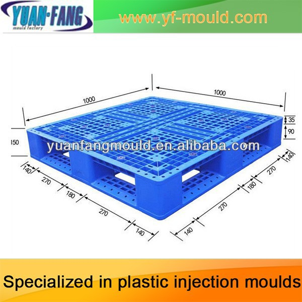 High Precision gear part plastic injection mould